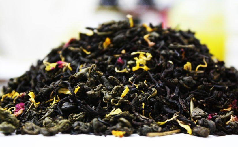 Herbata jaśminowa – herbata aromatyzowana